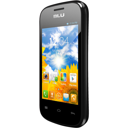 Blu cell phone user manuals