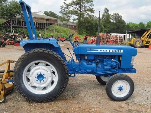 Ford 2110 Farm Tractor | Ford Farm Tractors: Ford Farm