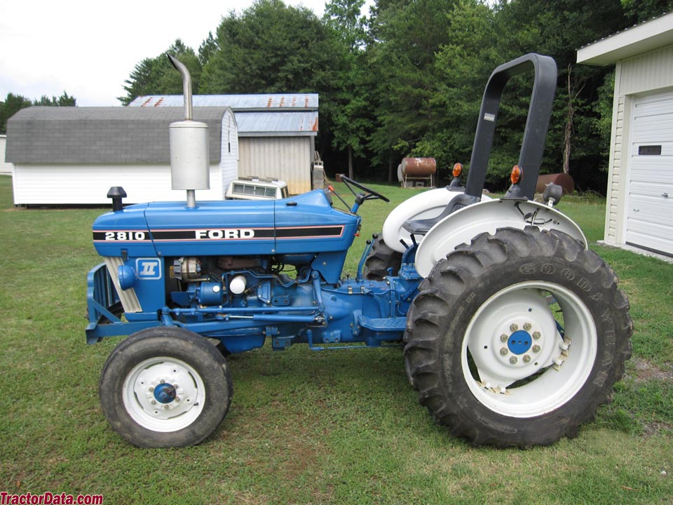 Ford 2810 Farm Tractor   Ford Farm Tractors: Ford Farm ...  Ford Tractor Wiring Diagram on