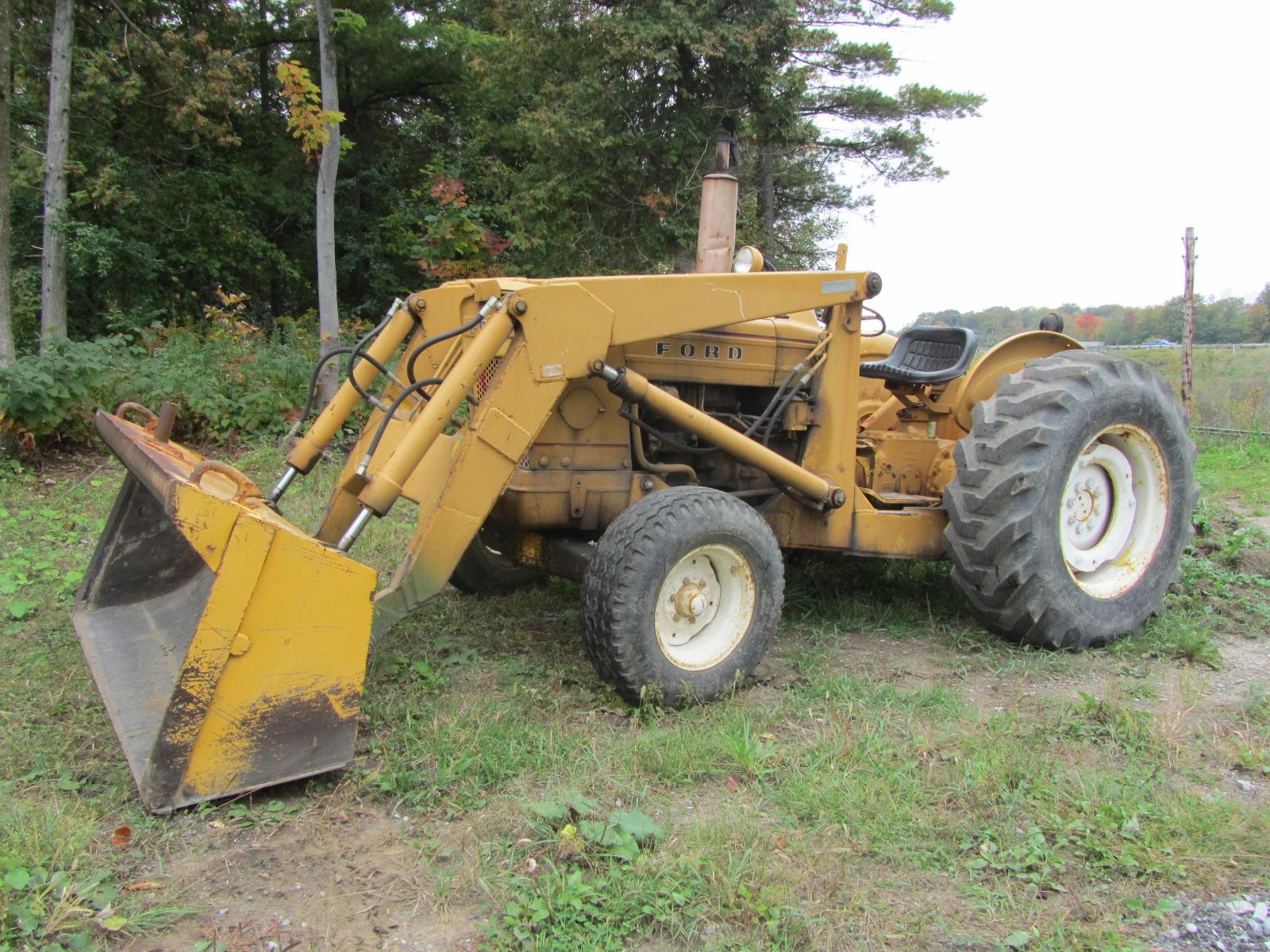 Ford 4500 Tractor Wiring Diagram 12v Gehl 140267d1253264114 1980 A Dert Fox Power 4600