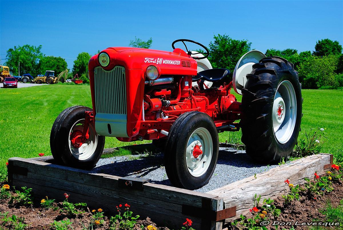 Ford 6600 Farm Tractor Ford Farm Tractors Ford Farm Tractors