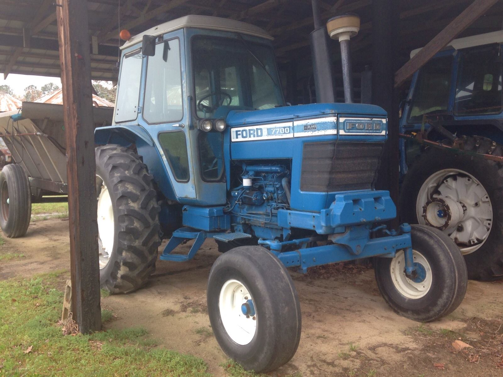 Ford 7700 Farm Tractor Tractors 7740 Wiring Harness Kits Petes Pick Of The Week News Agwebcom