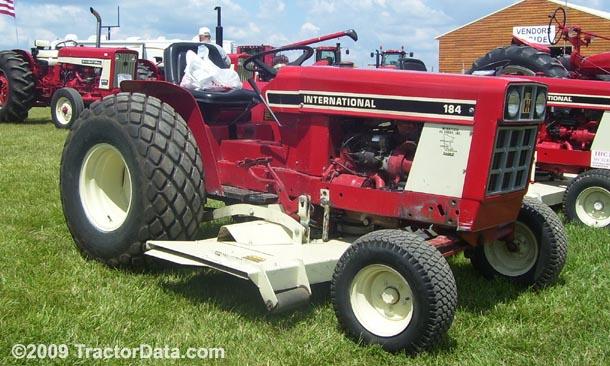 International Harvester 184 Lo Boy Farm Tractor