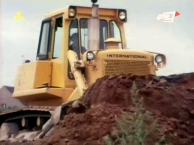 International Harvester Td 20 Farm Tractor | International