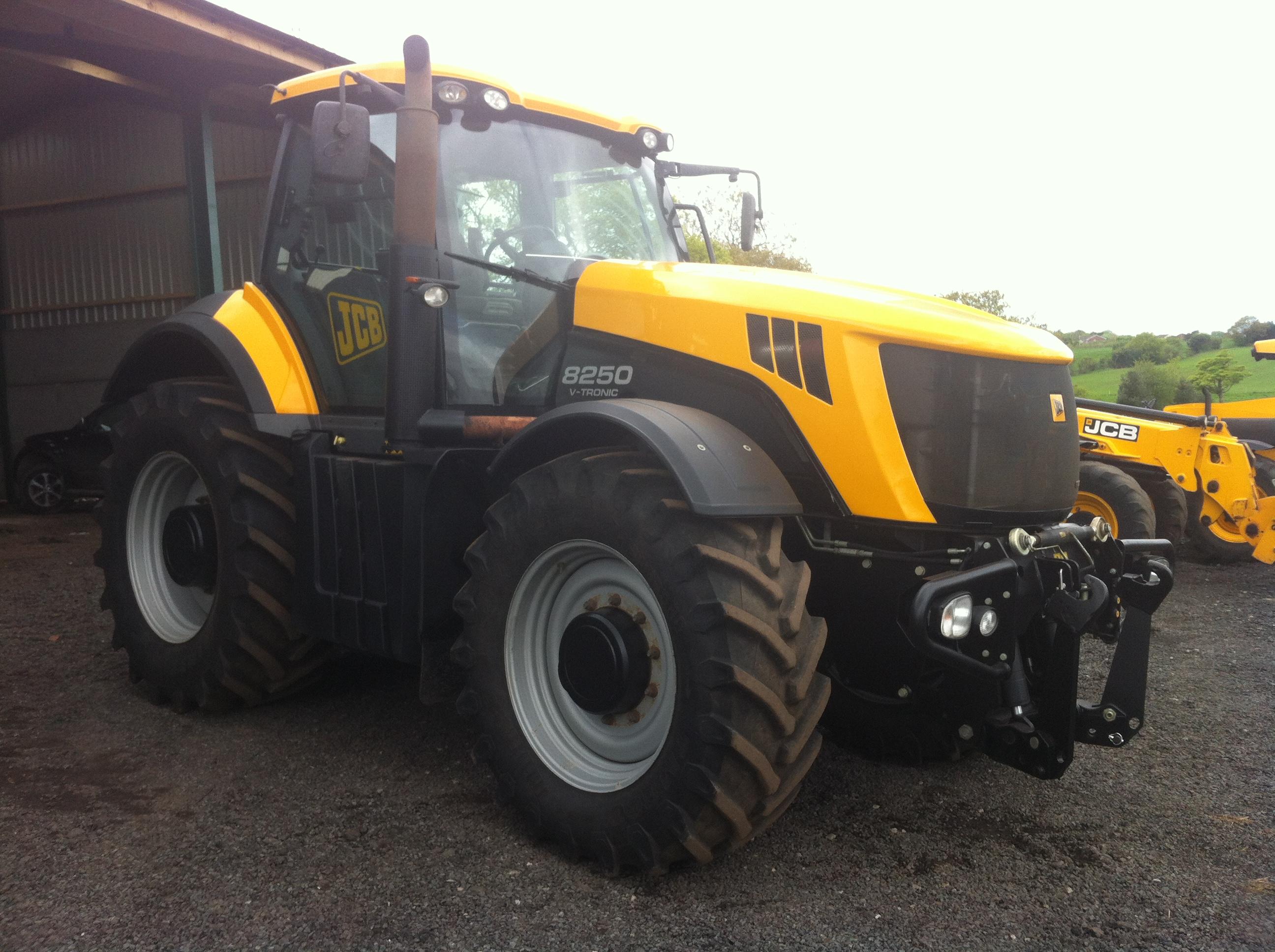 jcb fastrac 8250 used jcb for sale dewhurst agri ...