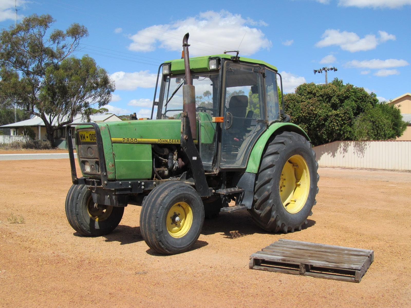 John Deere 2750 Farm Tractor Tractors 2240 Wiring Diagram 2800 Wikimedia Commons