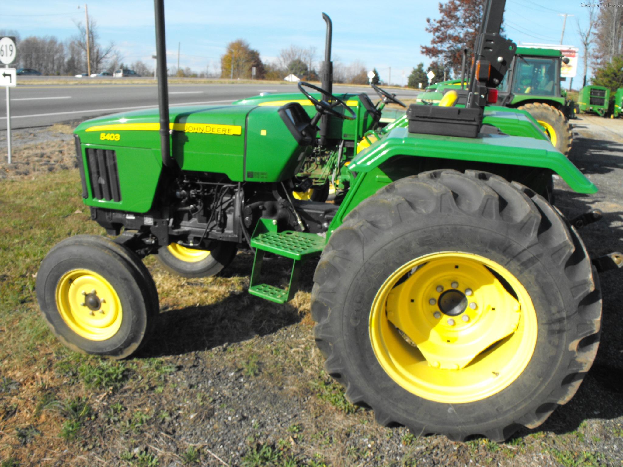 John Deere 5403 Farm Tractor Tractors 5525 Wiring Diagram