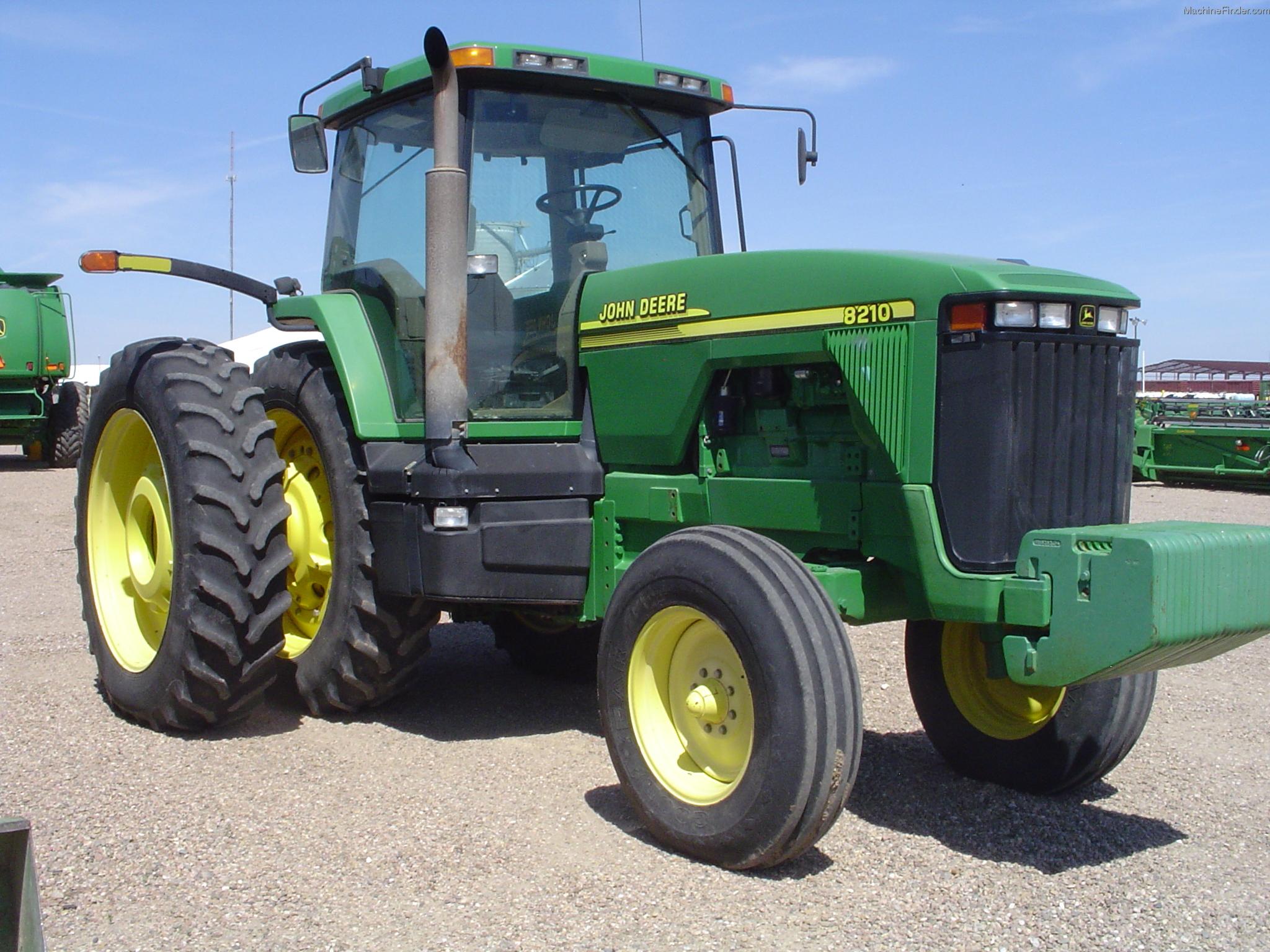 John Deere 820 Farm Tractor Tractors 8410 Wiring Diagram 8210 Machinefinder My News Faq Help Financing Certified