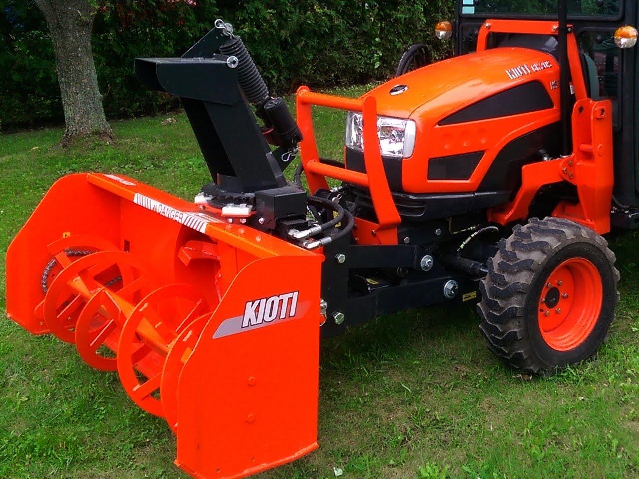 Kioti Ck20s Farm Tractor | Kioti Farm Tractors: Kioti Farm Tractors