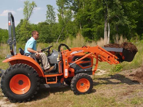 Kioti Ck27 Farm Tractor   Kioti Farm Tractors: Kioti Farm