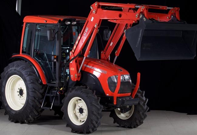 Kioti Dk1002 Farm Tractor | Kioti Farm Tractors: Kioti Farm Tractors
