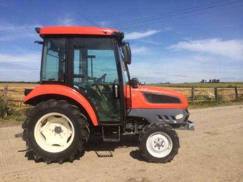 Kioti Ex35 Farm Tractor   Kioti Farm Tractors: Kioti Farm
