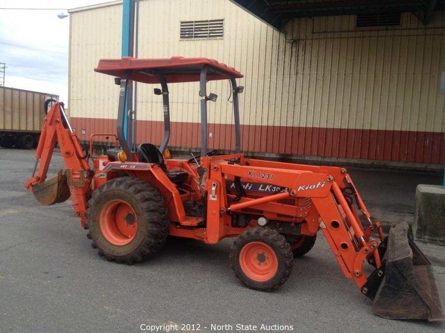 Kioti Lk3054 Farm Tractor | Kioti Farm Tractors: Kioti Farm