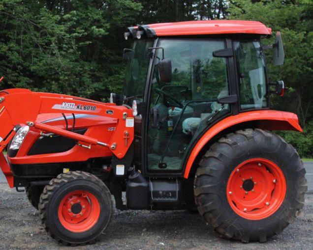 Kioti Nx4510 Farm Tractor | Kioti Farm Tractors: Kioti Farm Tractors