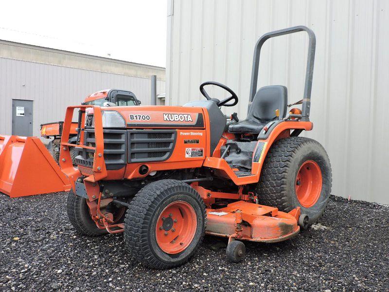 Kubota B1750 Farm Tractor | Kubota Farm Tractors: Kubota