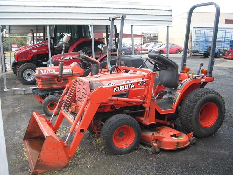 Kubota b2100 farm tractor kubota farm tractors kubota farm kubota b2100 for sale trade trucks australia fandeluxe Images