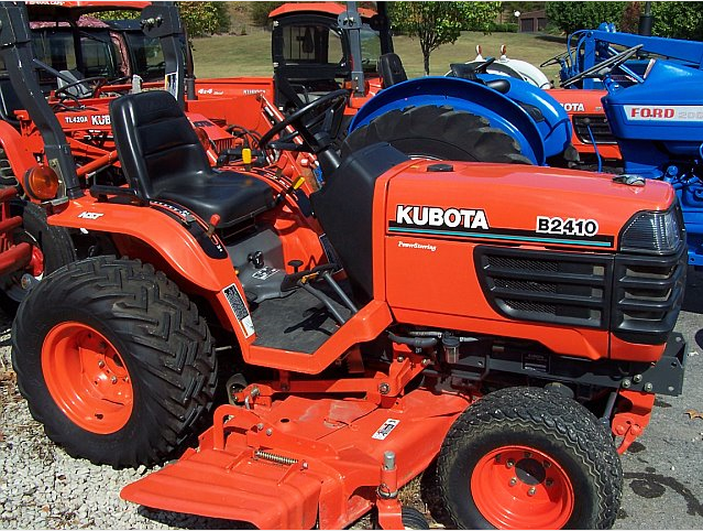 Kubota B2410 Farm Tractor | Kubota Farm Tractors: Kubota Farm ... on wiring diagram for kubota b9200, wiring diagram for kubota bx1500, wiring diagram for kubota bx2200,
