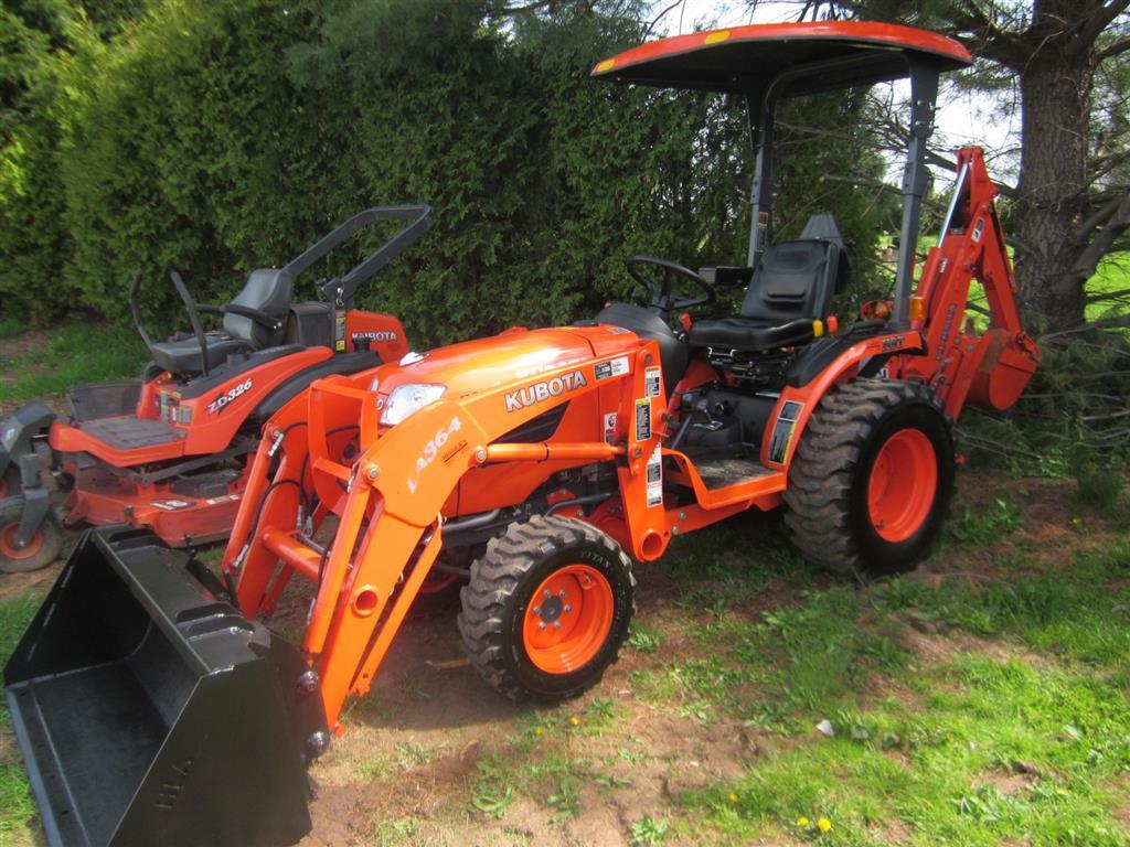 Kubota B2920 Farm Tractor Tractors Wiring Diagram B26 Tlb B2620 Back To Compact