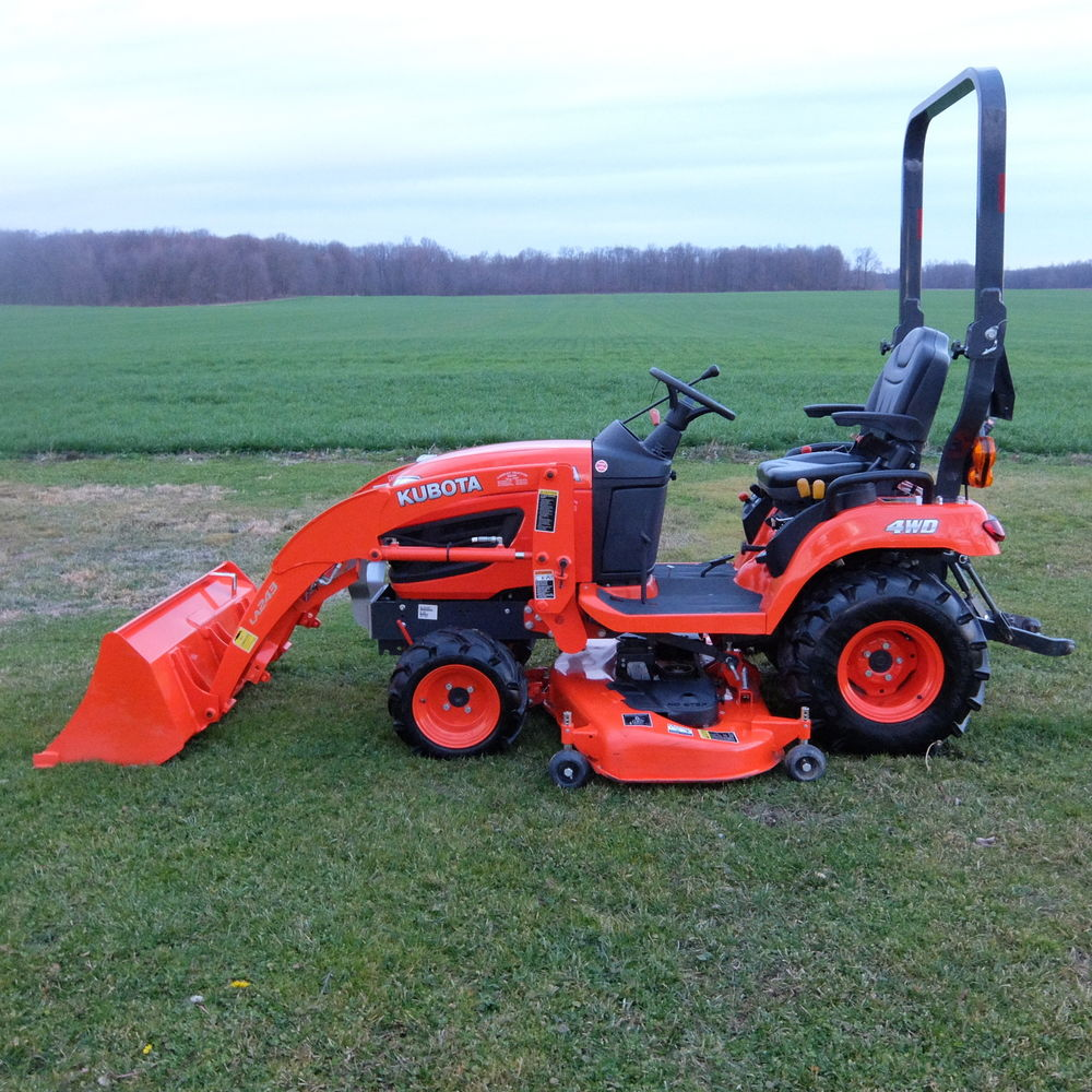 Kubota bx2350 farm tractor kubota farm tractors kubota farm kubota bx2370 1 diesel tractor in the baltimore and surrounding areas fandeluxe