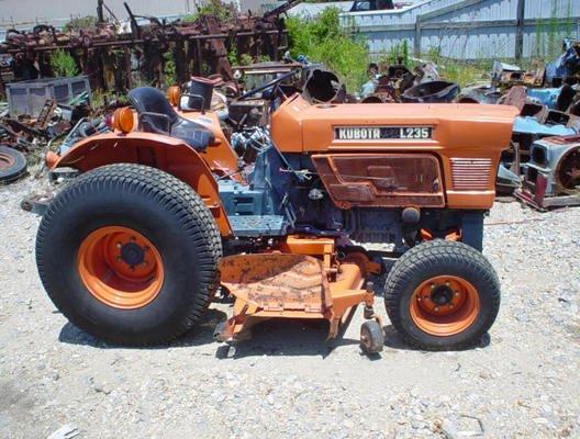 Kubota l275 farm tractor kubota farm tractors kubota farm kubota tractor 2wd 4wd l235 l275 operators maintenance manual fandeluxe Image collections