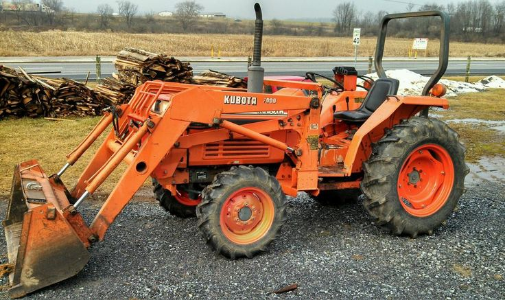 Kubota l2850 farm tractor kubota farm tractors kubota farm kubota l2850 kubota pinterest kubota tractor loader l2850 price just reduced from 10900 fandeluxe Images