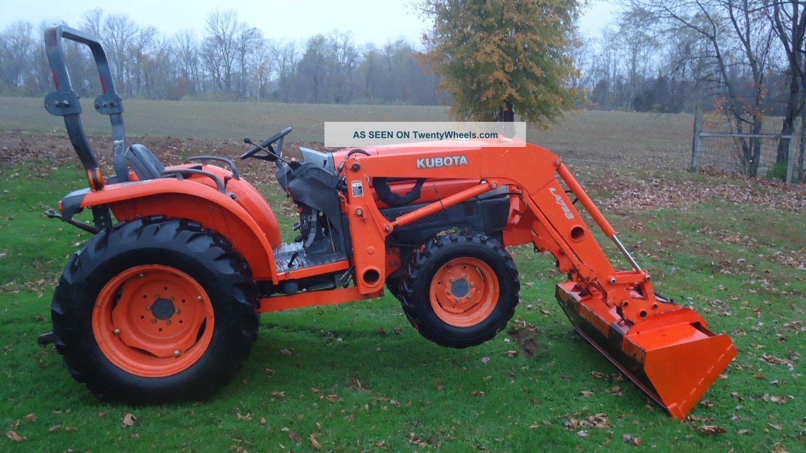 Kubota l2850 farm tractor kubota farm tractors kubota farm kubota l3130 tractor tractors photo 2 fandeluxe Image collections