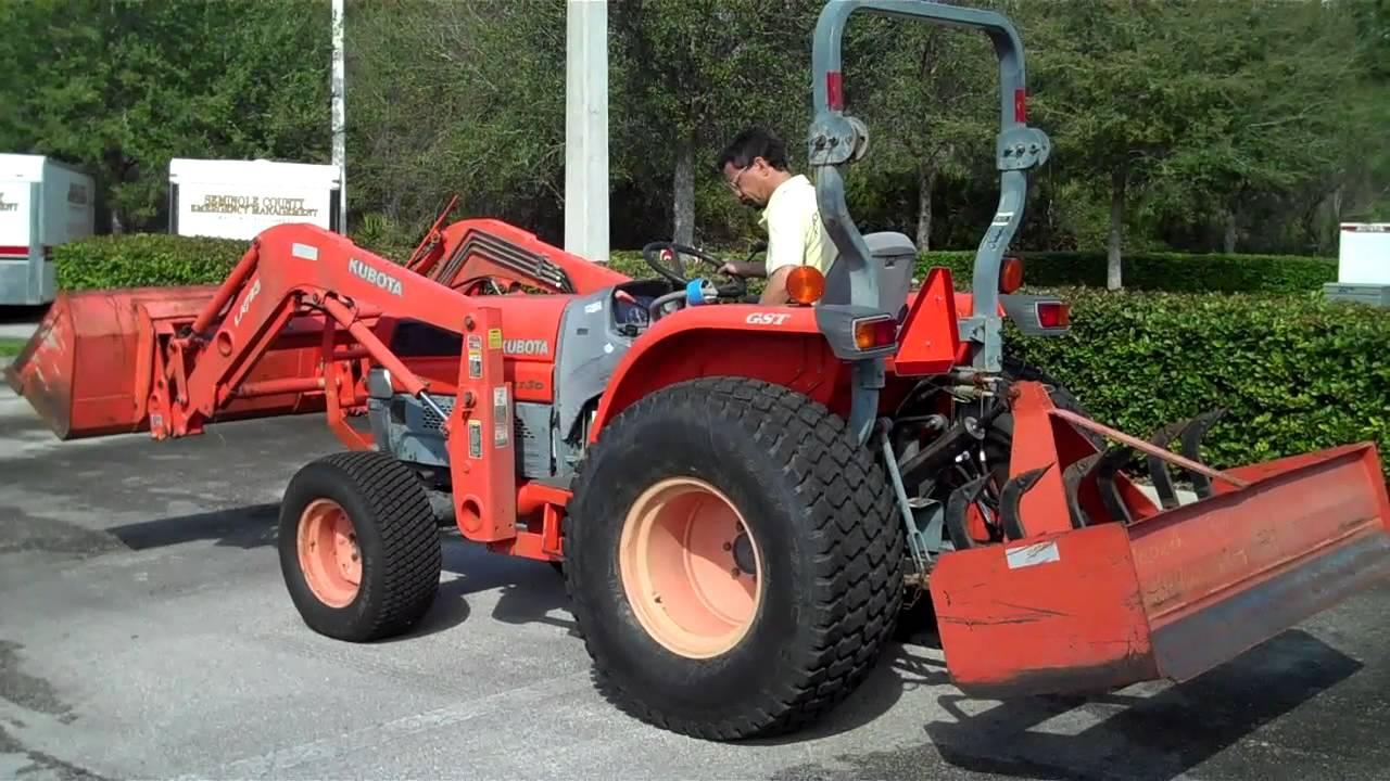 Kubota L3130 Farm Tractor | Kubota Farm Tractors: Kubota
