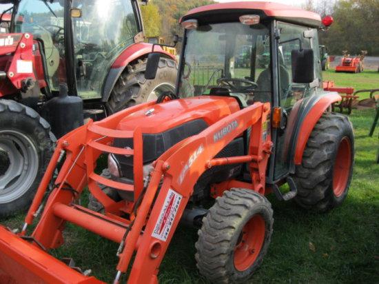 Kubota L3240 Farm Tractor | Kubota Farm Tractors: Kubota