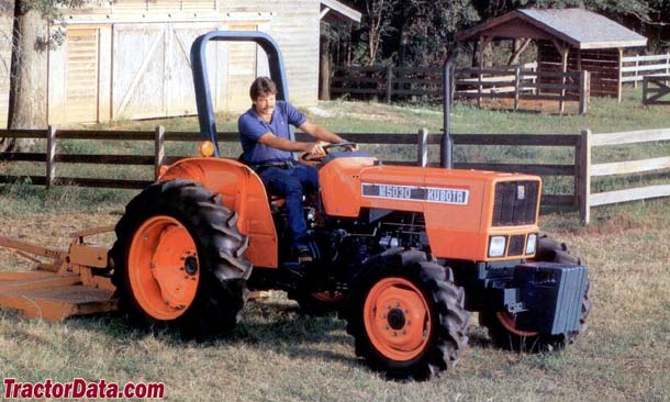 kubota m7950dt tractor illustrated master parts list manual