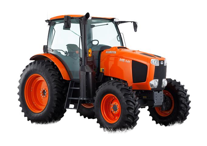 Kubota M5640su Farm Tractor | Kubota Farm Tractors: Kubota ... on