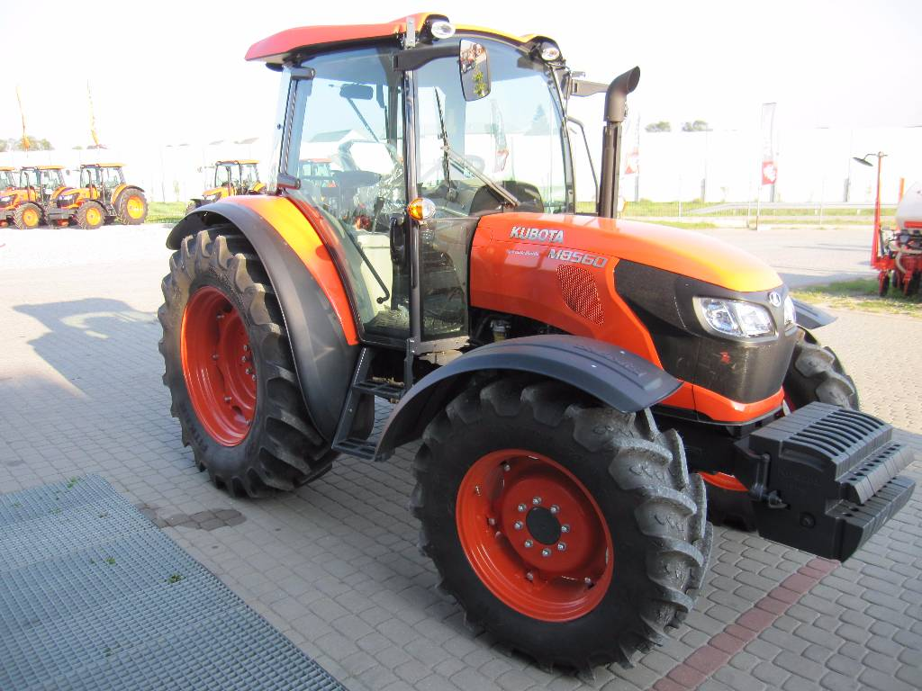 Kubota M8560 Farm Tractor Tractors M9540 Wiring Diagram