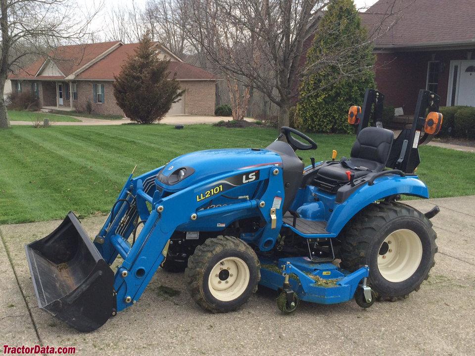 Ls J2030h Farm Tractor | Ls Farm Tractors: Ls Farm Tractors