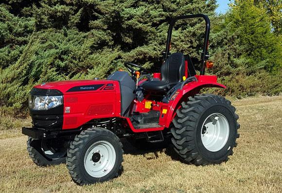 Mahindra 1526 Farm Tractor | Mahindra Farm Tractors