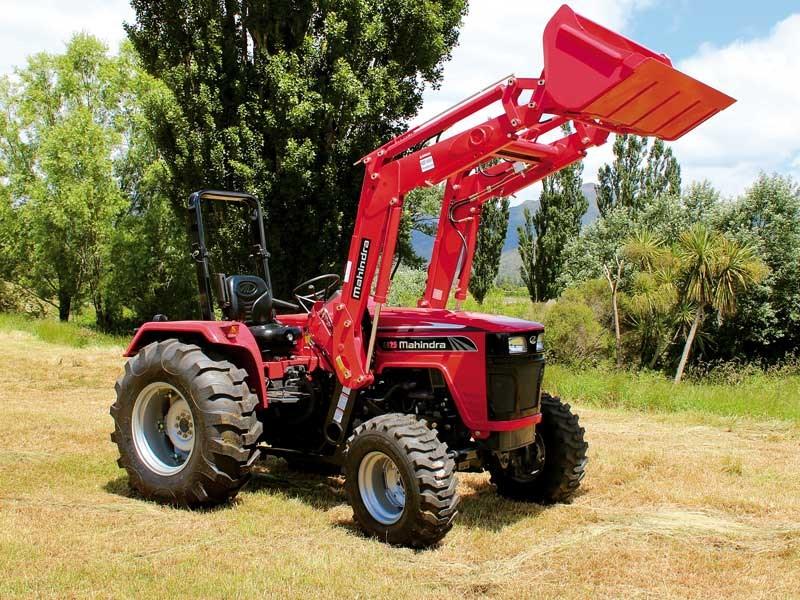Mahindra 4025 Farm Tractor   Mahindra Farm Tractors