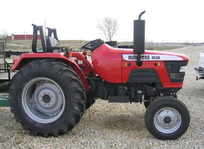 Mahindra 4500 Farm Tractor | Mahindra Farm Tractors