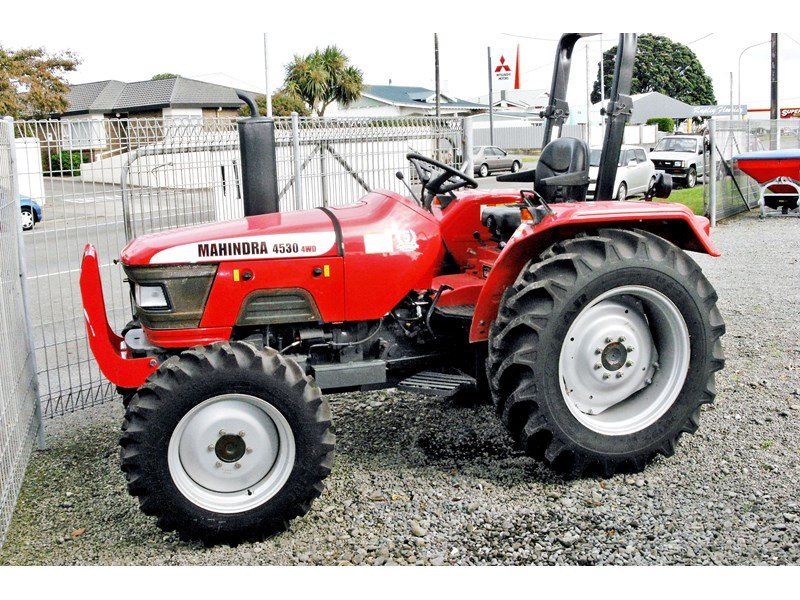 Mahindra 4530 Farm Tractor | Mahindra Farm Tractors: Mahindra Farm