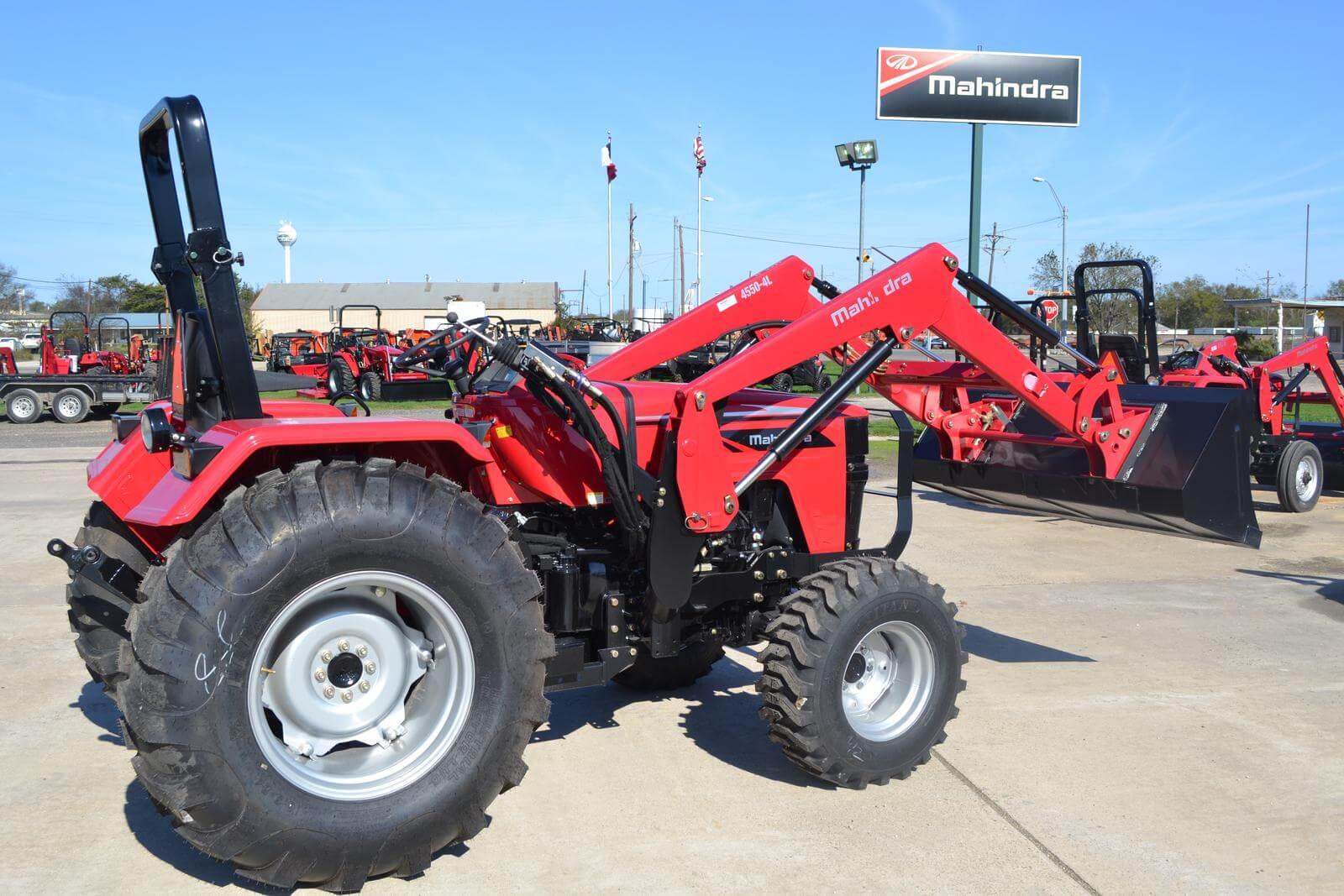 Mahindra 4540 Farm Tractor | Mahindra Farm Tractors: Mahindra Farm
