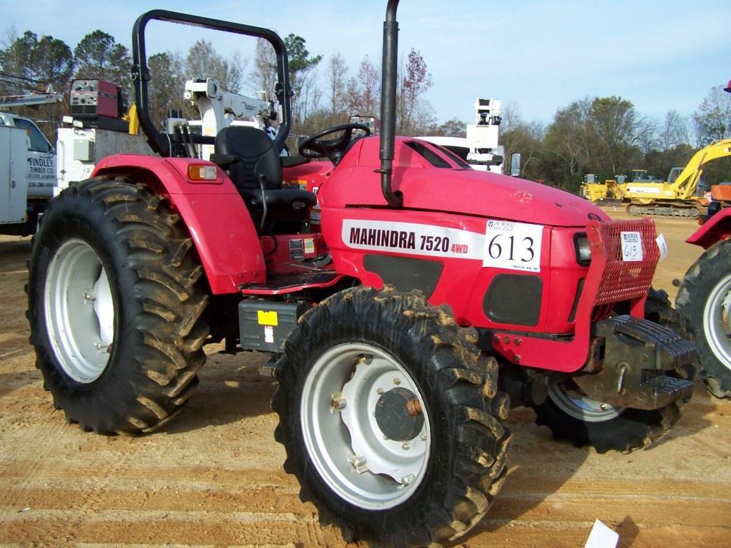 Mahindra 7520 Farm Tractor | Mahindra Farm Tractors