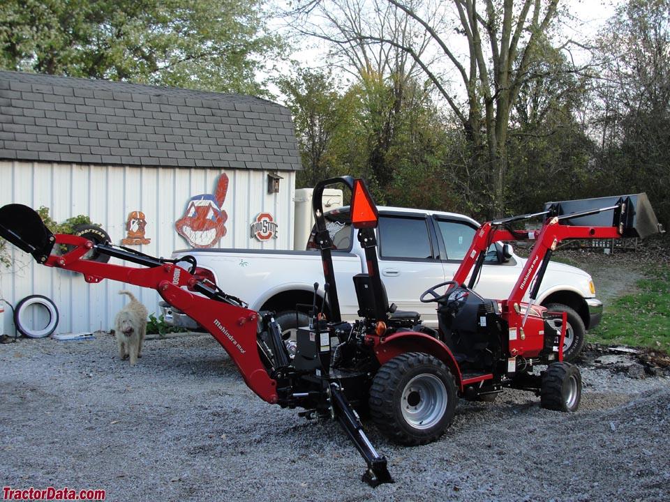 Mahindra Max 25 Farm Tractor   Mahindra Farm Tractors: Mahindra Farm on