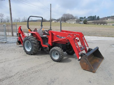 Massey Ferguson 1455 Farm Tractor | Massey Ferguson Farm