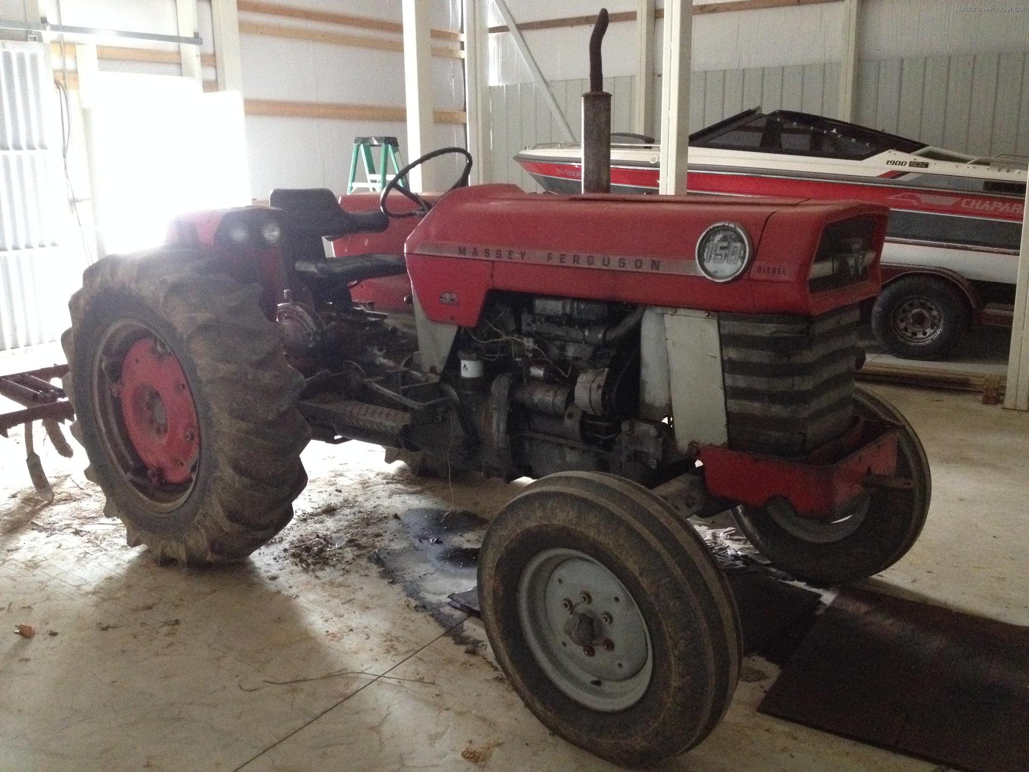 Berühmt Massey Ferguson Traktor Schaltplan Bilder - Elektrische ...
