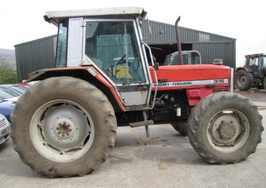 Massey Ferguson 3090 Farm Tractor | Massey Ferguson Farm