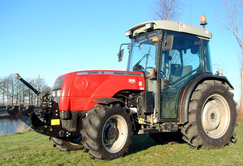 Massey Ferguson 3660