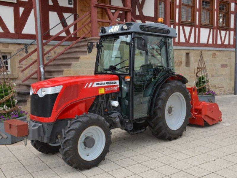 Massey Ferguson 3660 Farm Tractor   Massey Ferguson Farm