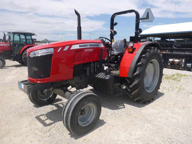 Massey Ferguson 4708 Farm Tractor | Massey Ferguson Farm