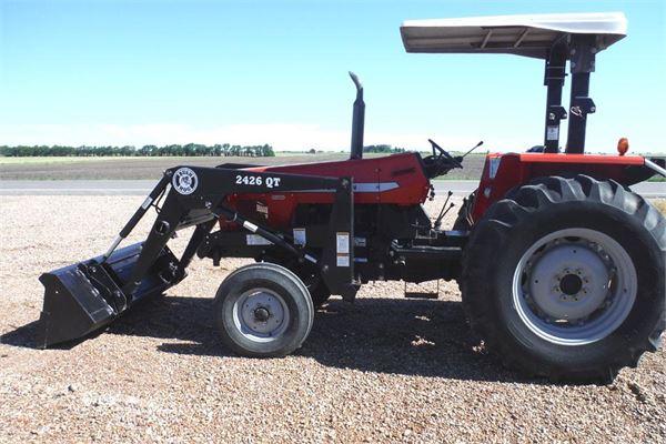 Massey Ferguson 481 Farm Tractor | Massey Ferguson Farm