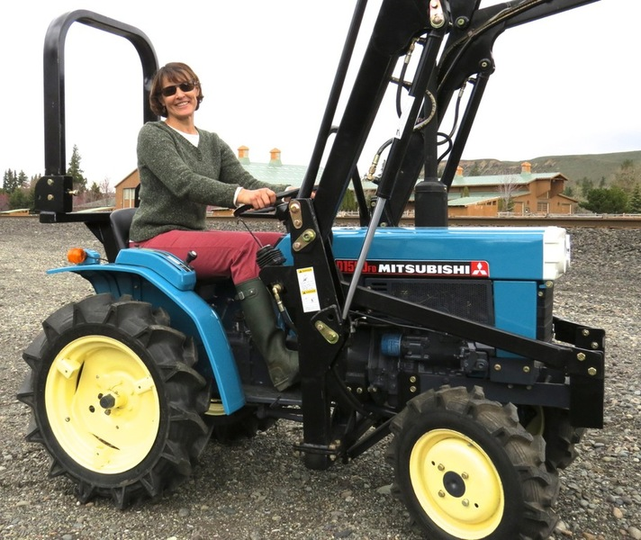 Mitsubishi D1650 Farm Tractor | Mitsubishi Farm Tractors