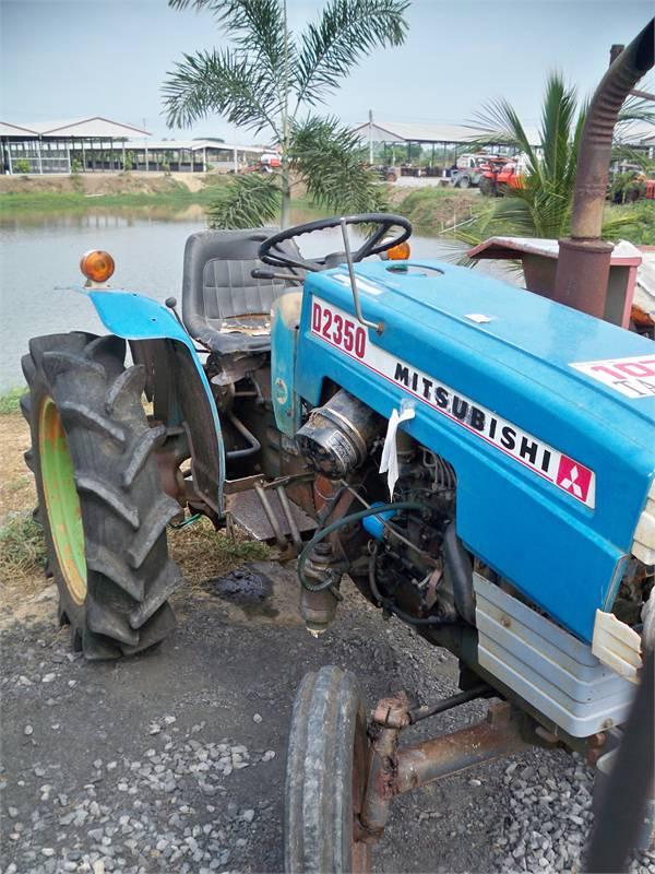 Mitsubishi D2350 Farm Tractor | Mitsubishi Farm Tractors: Mitsubishi