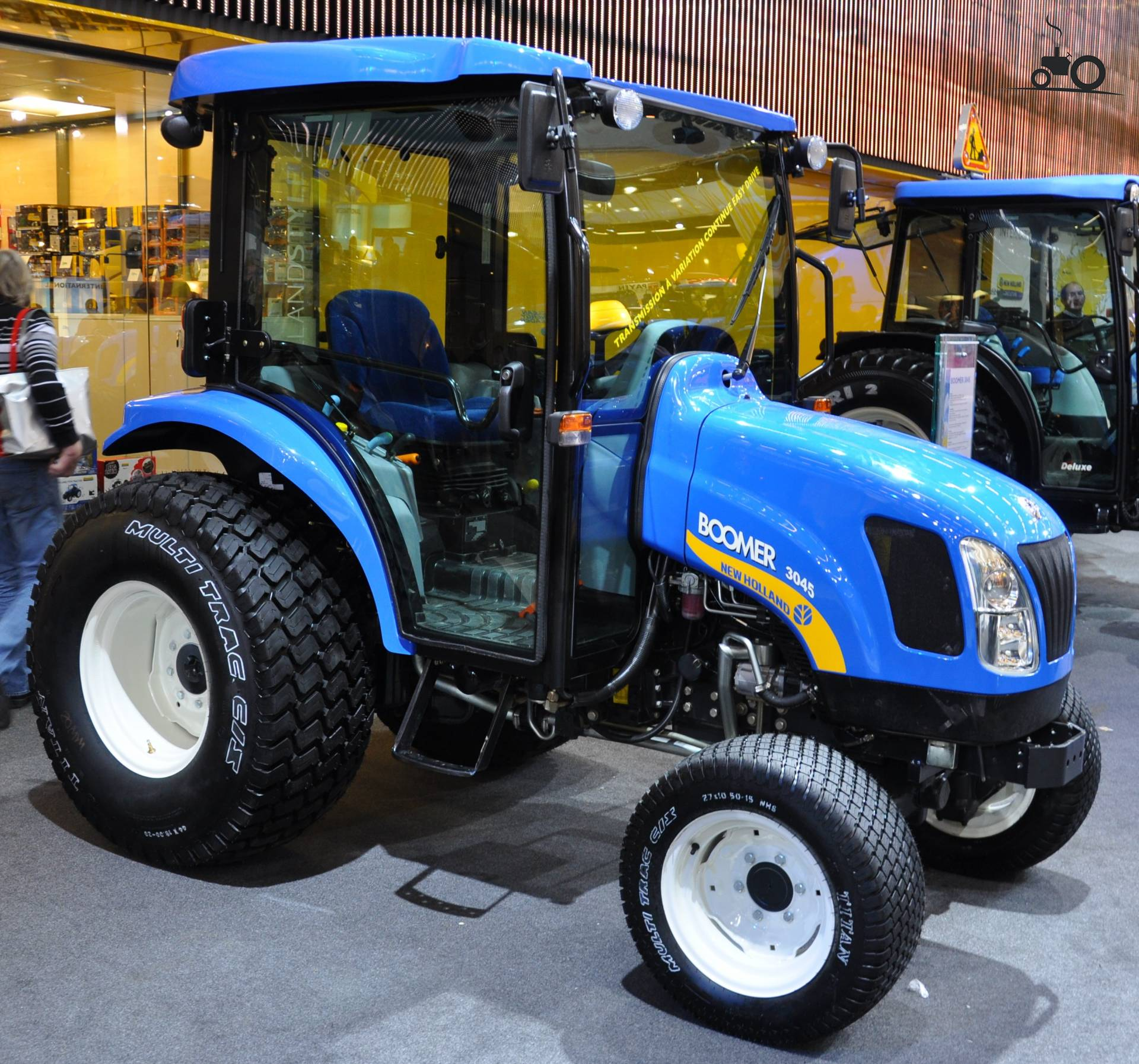New Holland Boomer 3045 Farm Tractor | New Holland Farm