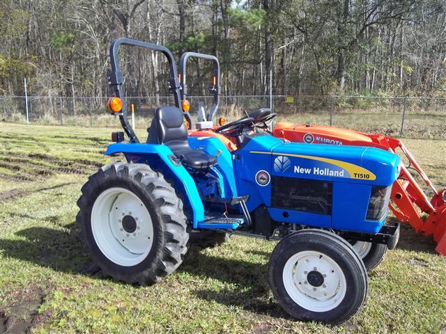New Holland T1510 Farm Tractor | New Holland Farm Tractors